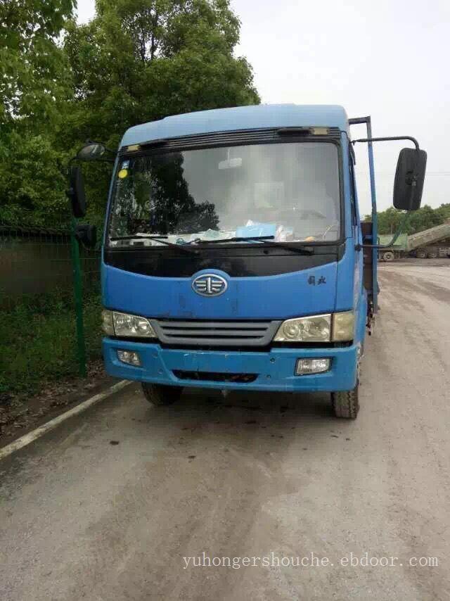 上海下线车回收