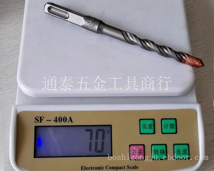 博世电锤钻头方头圆头160长-350长
