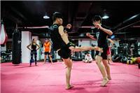 南京搏击训练