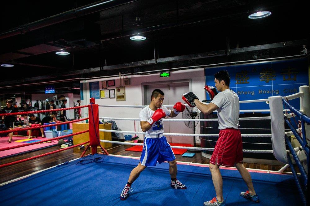 南京搏击训练班