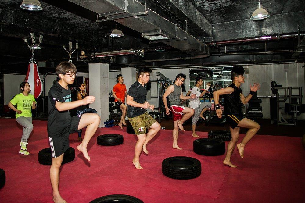 南京搏击训练馆