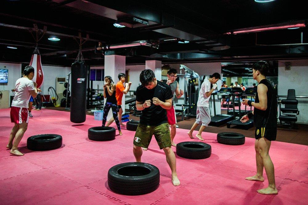 南京市拳击俱乐部