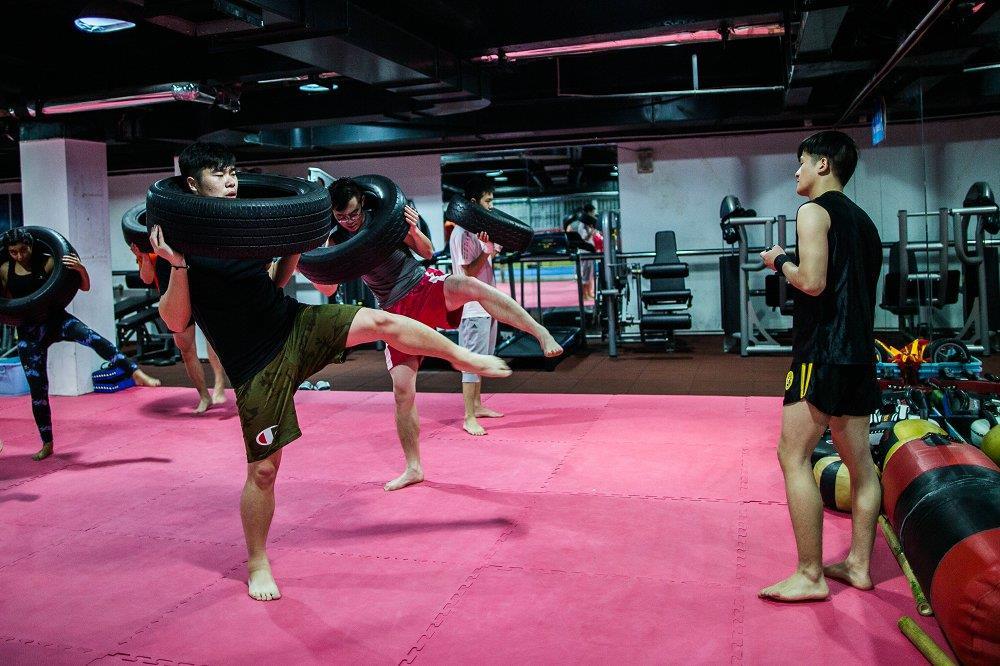 南京拳击运动