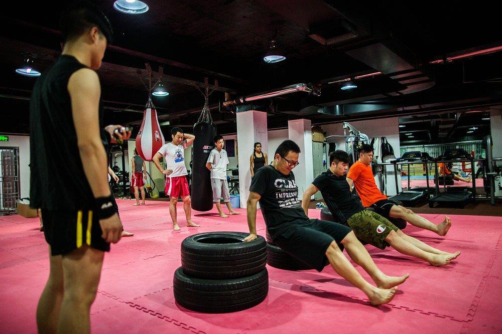 南京最专业拳击馆