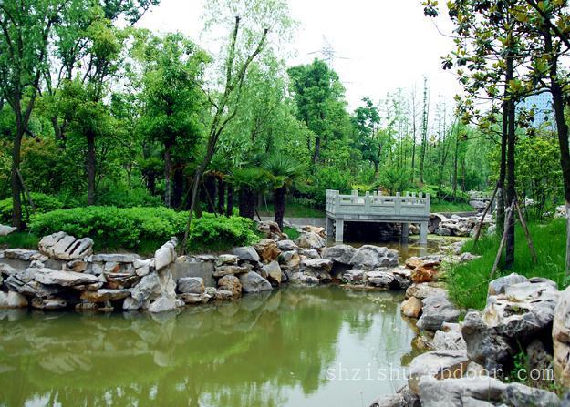 黄埔区私家别墅花园绿化养护
