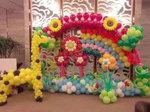 上海生日派对策划-儿童周岁派对