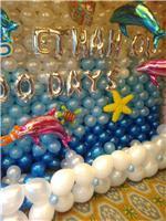 上海生日派对,精彩主题派对,搞笑小丑表演-生日派对布置