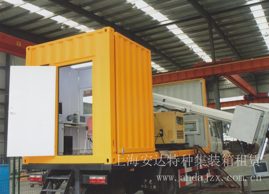 上海集装箱组合展示箱2