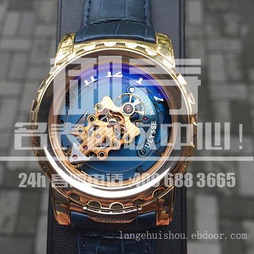 无锡回收万国的地址 回收二手表