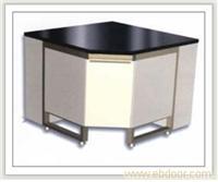 钢木结构转角台 实验室设备 实验室家具
