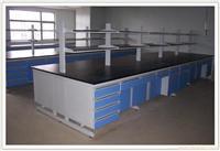 钢木中央实验台 实验室设备 实验室家具