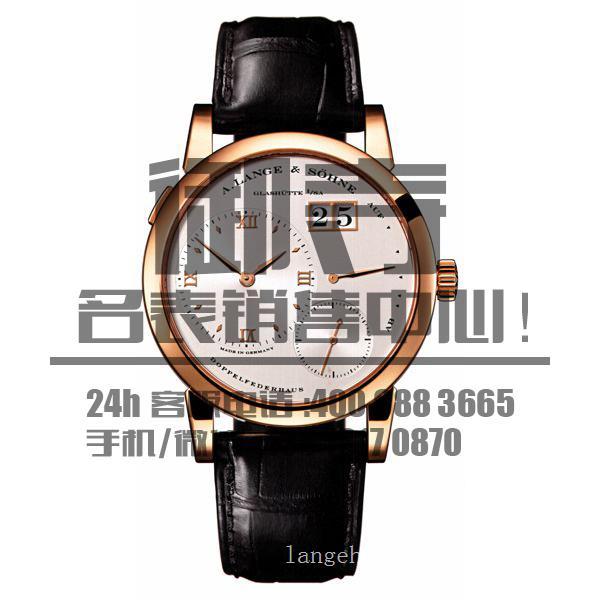 朗格手表101.032手表回收价格多少钱
