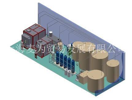 水处理集成处理设备