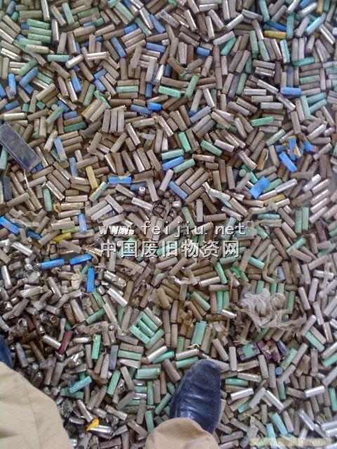 上海废铁回收公司