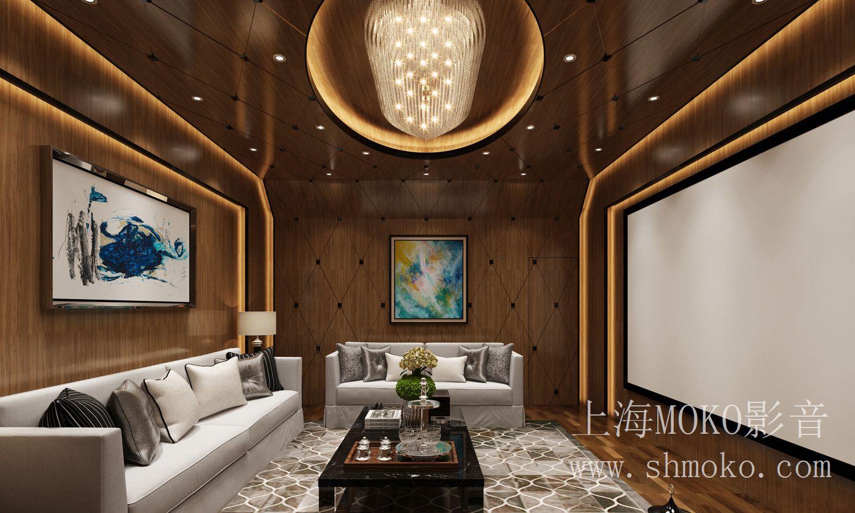 现代简约风格娱乐空间设计