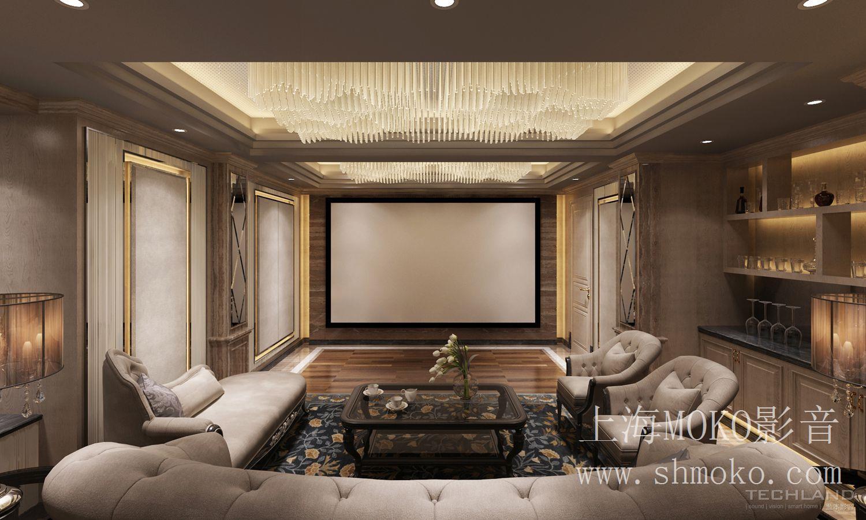 浪漫巴黎上海影院设计