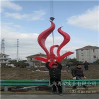 崇明第一高不锈钢雕塑