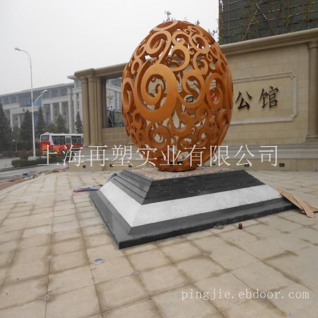 连云港不锈钢烤漆镂空球