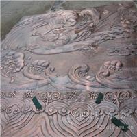 精卫填海铜浮雕_ 不锈钢雕塑设计公司