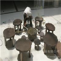铜雕坐具_玻璃钢雕塑厂家