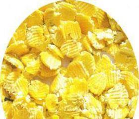 蒸汽压片玉米生产