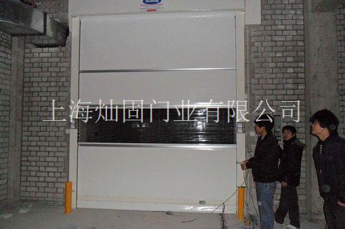 上海pvc快速门-上海pvc快速门价格