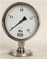 YTP-150H隔膜压力表