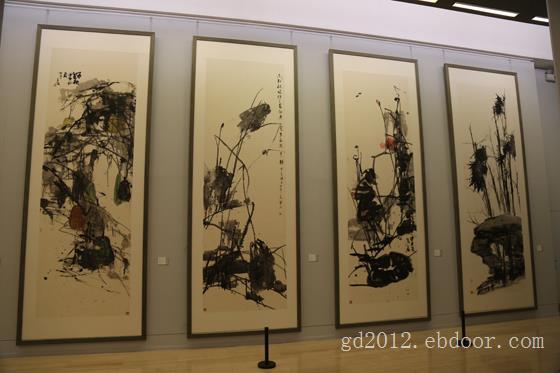 上海展厅隔断