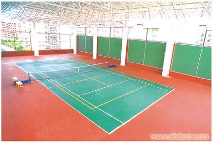 上海PVC运动地板销售