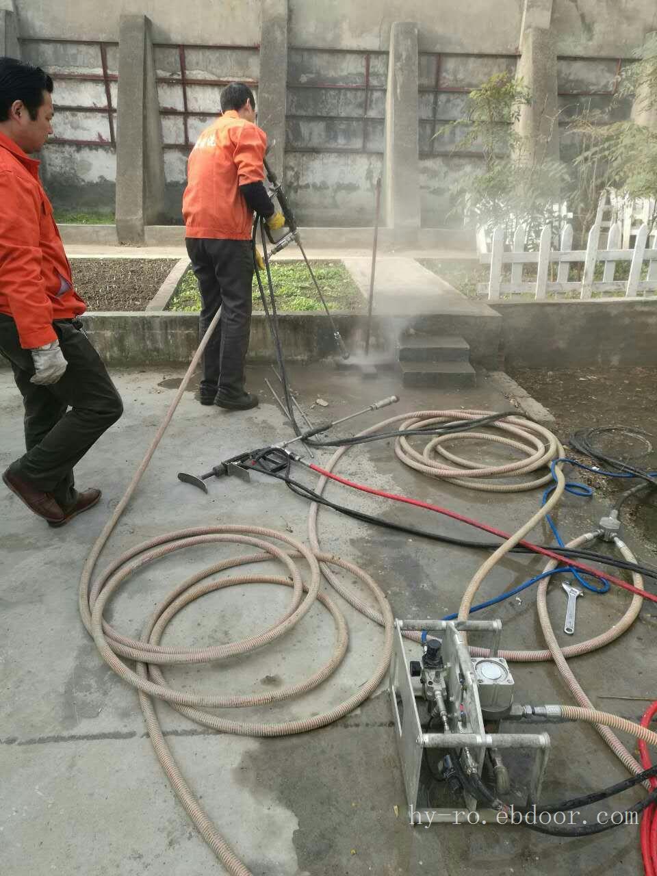 上海高压水清洗-上海高压水清洗电话