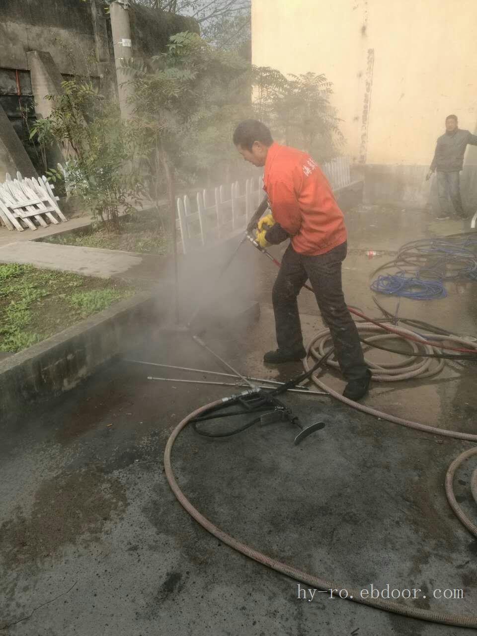 上海高压水清洗-上海高压水清洗电话-高压水清洗公司