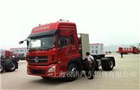 东风商用车 天龙重卡 375马力 6X2天然气牵引车(DFH4240A1)-上海东风卡车,上海东风天龙