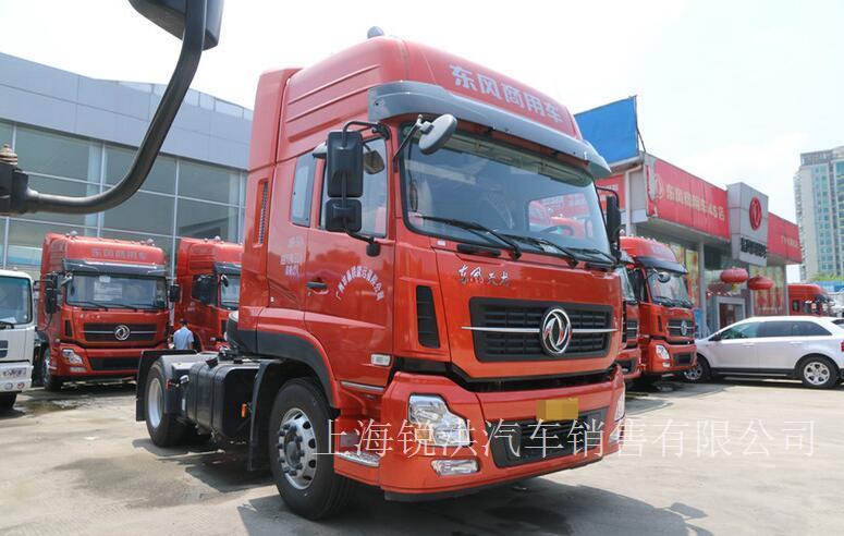 东风商用车 天龙重卡 315马力 4X2牵引车(DFL4181A6)-上海东风卡车,上海东风天龙牵引车