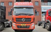 东风商用车 天龙重卡 270马力 6X4 8.6米栏板载货车(7档)(DFL1250A12)-上海东风卡车专卖,上海东风天龙载货