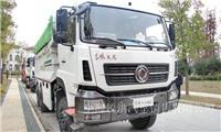 东风商用车 天龙KC重卡 350马力 6X4 5.6米自卸车(渣土车)(DFH5258ZLJA)-上海东风天龙4S店,上海东风天龙价