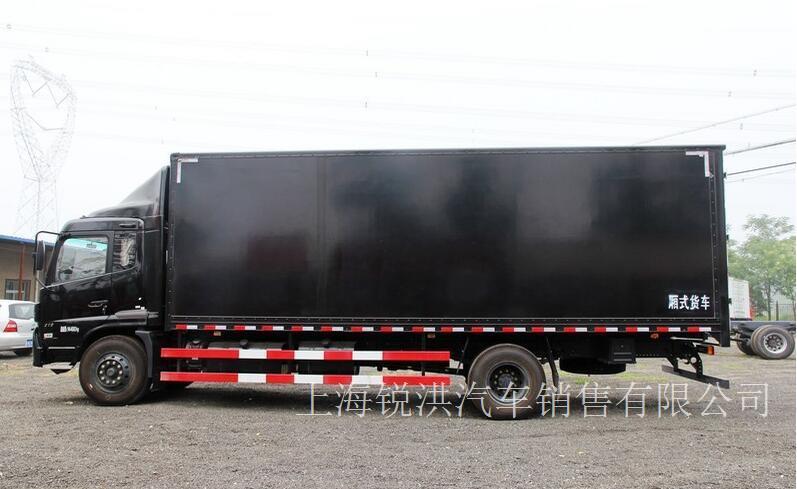 东风商用车 天锦中卡 210马力 4X2 7.6米厢式载货车(DFL5140XXYB4)-上海东风天锦,上海东风卡车专卖