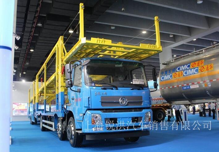 东风 天锦 270马力 中置轴轿运车