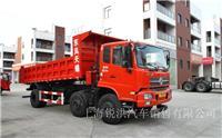 东风商用车 天锦中卡 200马力 6X2 5.5米自卸车(速比:5.286)(DFL3160B4)-上海东风卡车,上海东风天锦自卸车