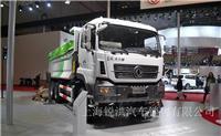东风商用车 大力神重卡 350马力 6X4 5.6米自卸车(新型渣土车)(DFH5258ZLJA)-上海东风卡车,上海东风大力神