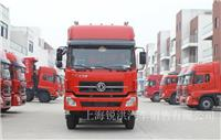 东风商用车 大力神重卡 385马力 8X4 7.8米自卸车(高顶)(DFL3318A12)-上海东风卡车,上海东风4S店,上海东风