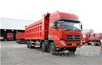 东风商用车 大力神重卡 385马力 8X4 8.6米自卸车(高顶)(DFL3318A14)-上海东风卡车,上海东风卡车4S店,上海