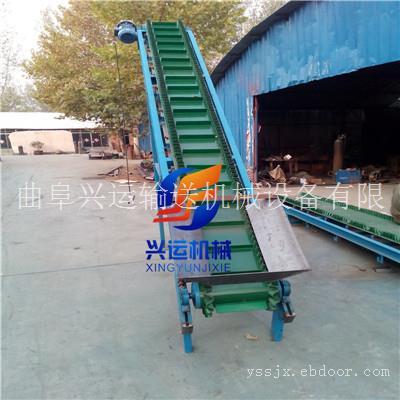 V型托辊玉米粒饲料装车皮带机,仙桃使用范围广泛输送机,圆管凹型槽传送机