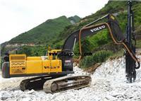 挖掘机改装凿岩机(自动换杆)