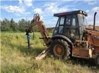 挖掘机改装螺旋钻机(3T-40T)