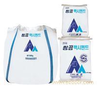 韩国双熊白水泥批发销售