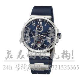上海嘉定区朗格385.032二手名表回收店