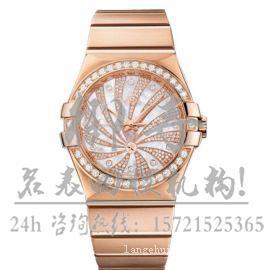 上海青浦区朗格410.032名表回收多少钱