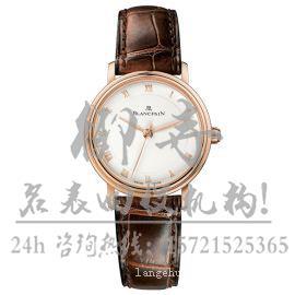 上海卢湾区朗格191.032G回收手表店