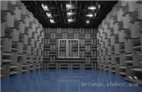 声学实验室 消声室 全半消转换实验室