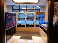 无锡海鲜池鱼缸定制